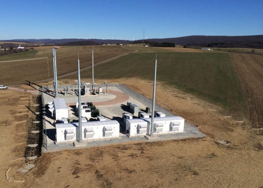 Sargent & Lundy grid modernization and battery energy storage